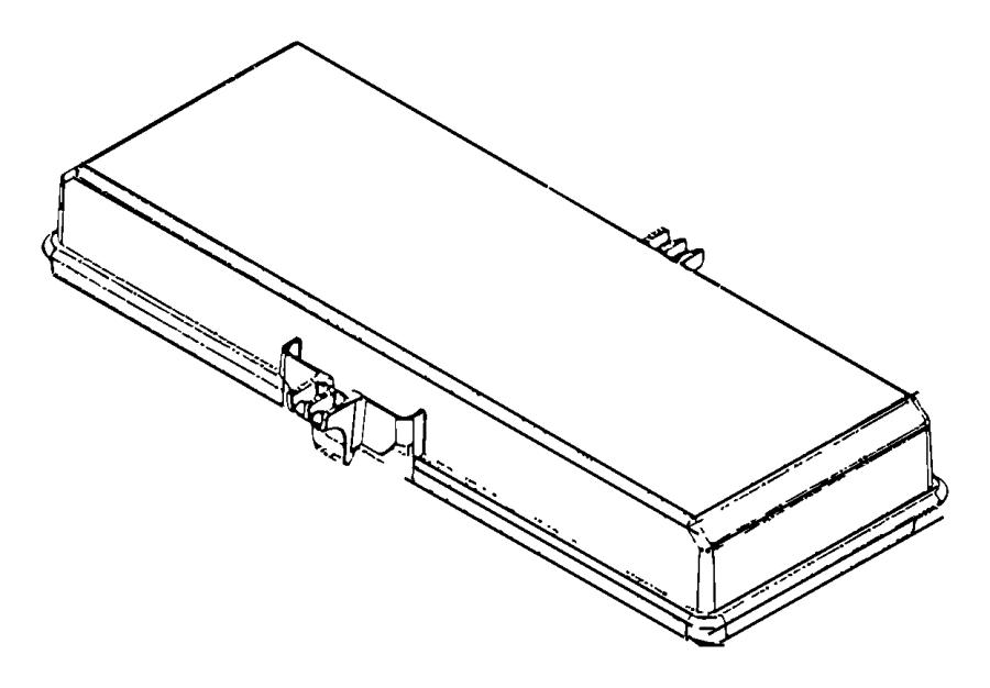 Dodge Journey Fuse Box. 2011-20, 2.4 liter. Telematics
