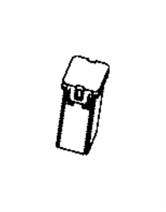 Ram 3500 Fuse. 30 amp. Cartridge-J, 30 amp. UNDERHOOD, J