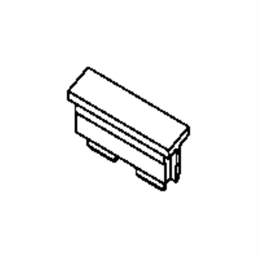 Ram ProMaster 2500 Fuse. 20 amp. PartQualifier, Electrical