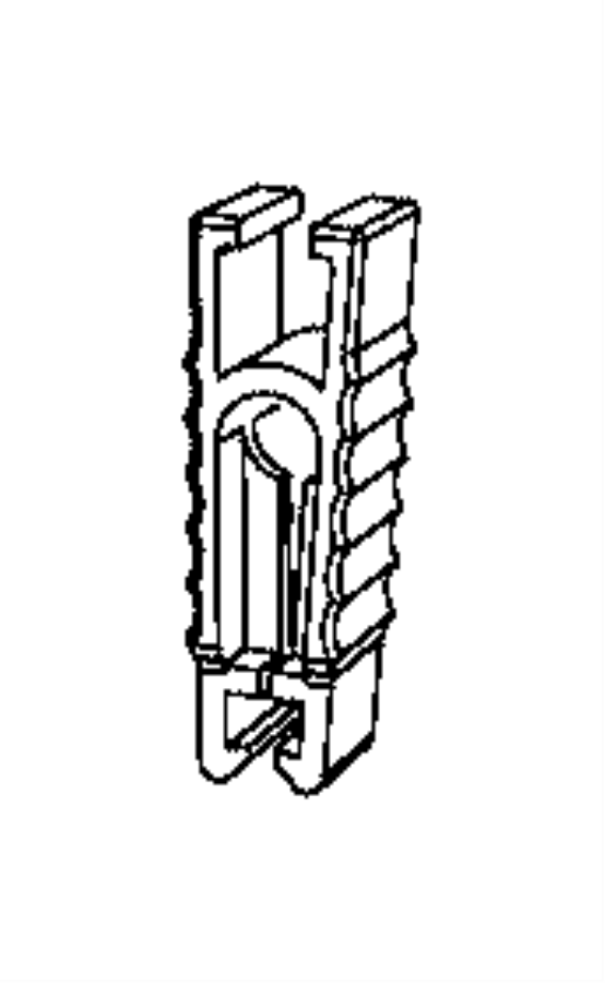 Ram ProMaster 1500 Fuse Puller. Telematics, OEM, Lighting