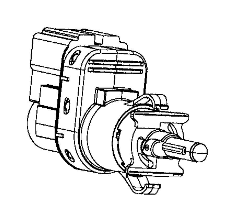 Ram ProMaster 3500 Brake Light Switch. Symptoms