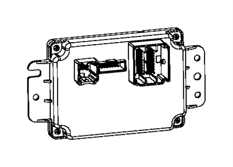 Dodge Durango Hvac control module. Faults, make, repair