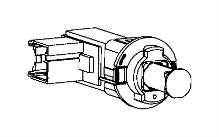 Jeep Grand Cherokee Brake Light Switch. Symptoms