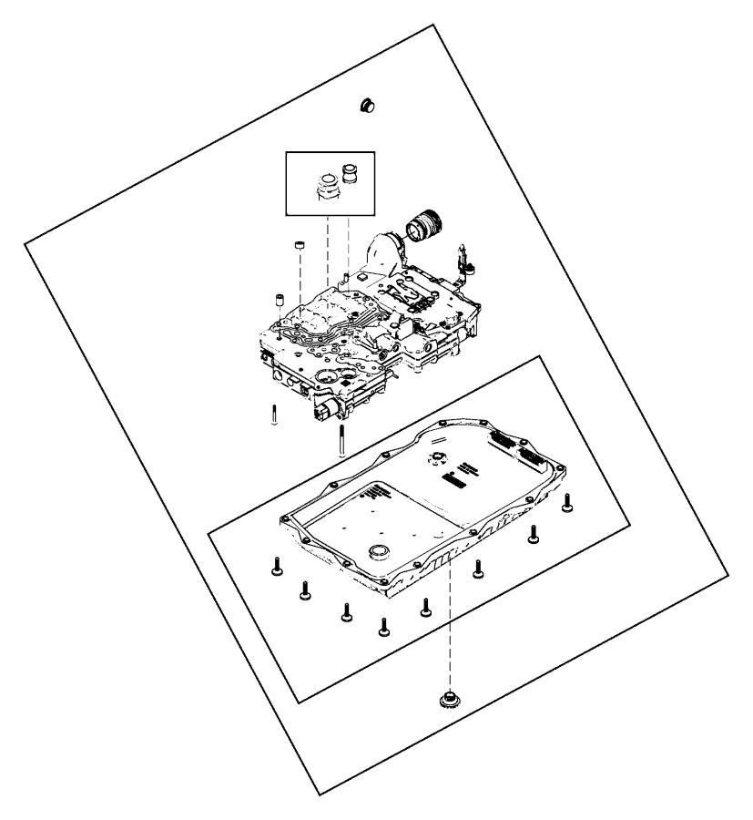Dodge Challenger Automatic Transmission Control Module