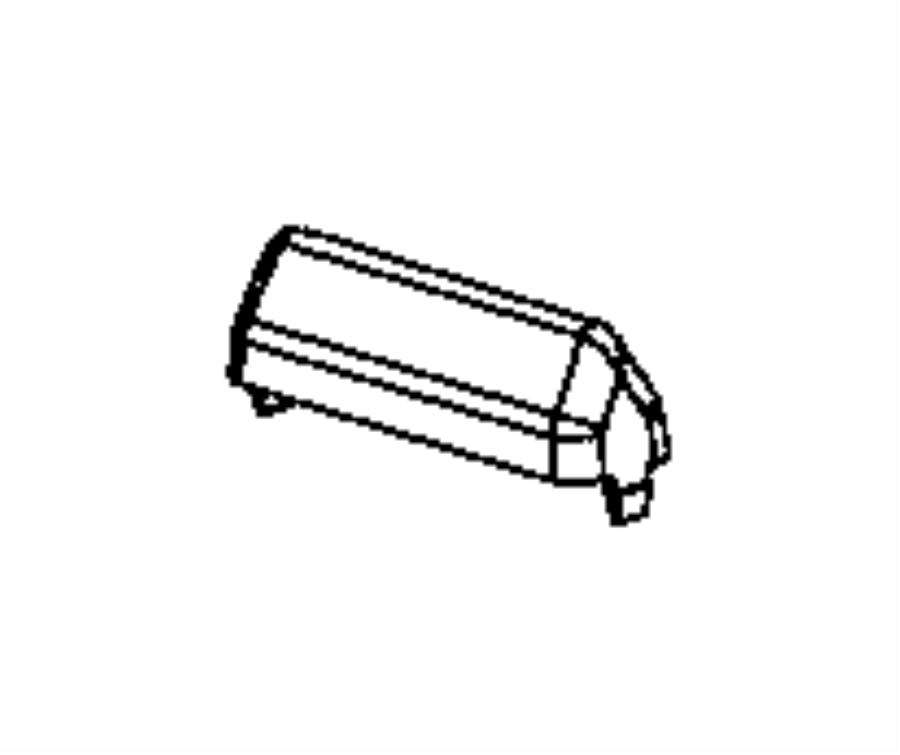 Ram ProMaster 3500 Battery. Spacer. Tray. Bracket