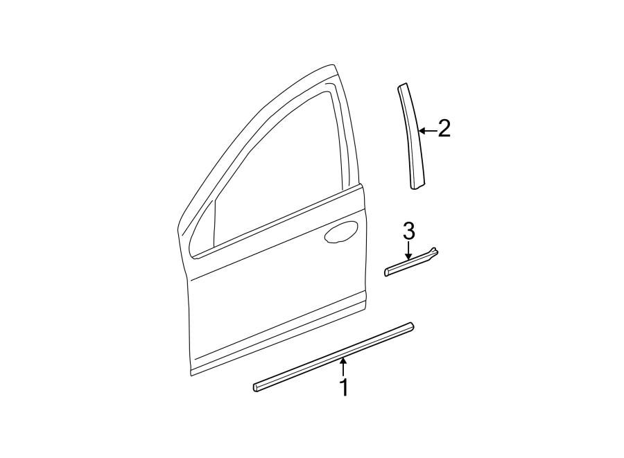 Chrysler LHS Emblem. CHRYSLER. CHRYSLER, chrome