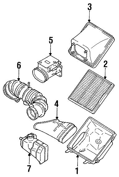 Dodge Stealth Body. 2.4 LITER, 1990-93, 1991-93. DOHC, W/O