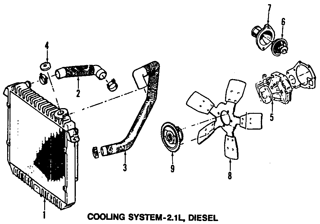 [DIAGRAM] Jeep Cherokee Cooling System Diagram FULL