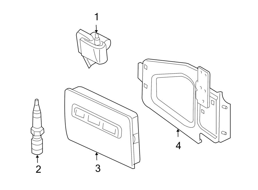 Jeep Wrangler Spark Plug. 2.5 LITER. 4.0 liter. 8.3 LITER