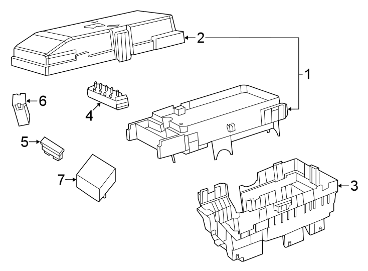 Jeep Cherokee Fuse. 10 amp. 2014-18, 10 amp. 2019-20, 10