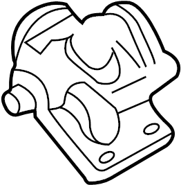 Chrysler 300M Manifold seal. MANIFOLD TO COMPRESSOR