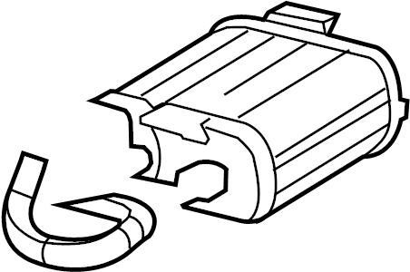 Chrysler 200 Vapor Canister. LITER, CONVERTIBLE