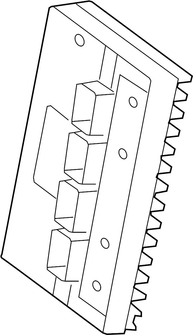 Dodge Charger Engine Control Module. 2.7 & 3.5 LITER, 3.5