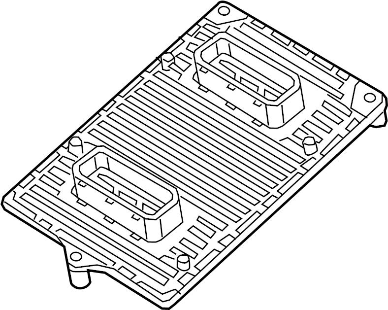 Dodge Dart Automatic Transmission Control Module