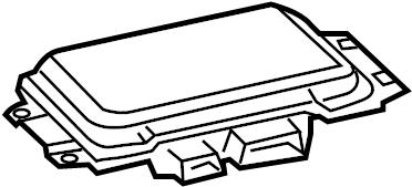 Dodge Magnum Control module. Front control. Fuses & relays