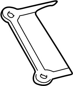 Chrysler Voyager Engine Valve Cover Gasket. 3.3 LITER. 3.8