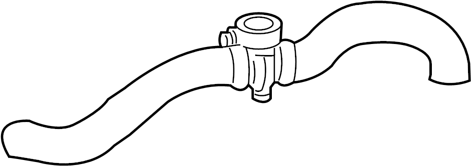 Dodge Dakota Radiator Coolant Hose (Upper, Lower). 3.9, 4