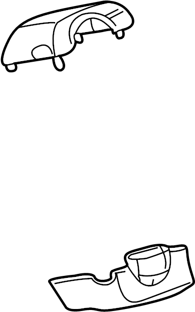 Dodge Ram 1500 Cover. Column. SHROUD. Ram 1500; Auto Trans