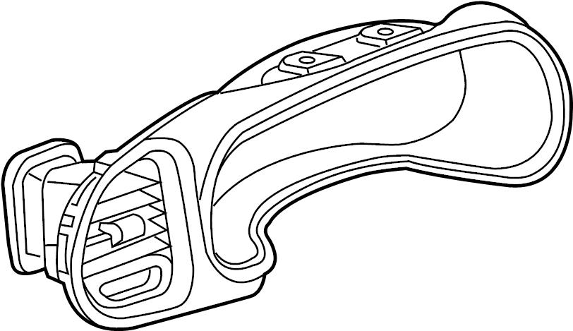 Dodge Ram 2500 Instrument Cluster Bezel. 1998-02, black
