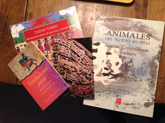 books Nahuatl Mexican language Lindsay Does Languages blog