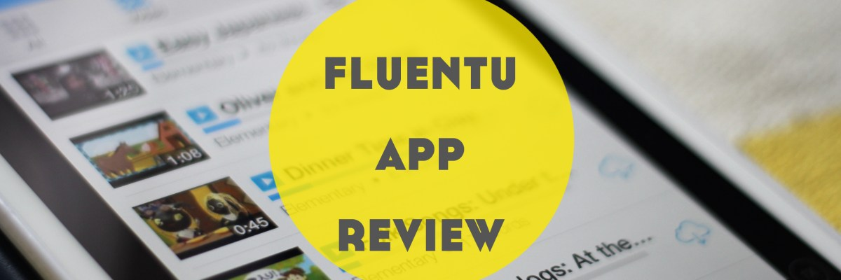 A FluentU review covering their brand new app! We've also been lucky enough to get an interview with a member of the FluentU team for this post.