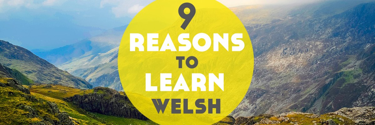 Want to learn Welsh? Here's 9 reasons to learn the language including some top resource links + a video to inspire you to find out more about Welsh! Click through for your free Travel Phrases PDF.>>