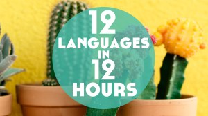 12 Lessons in 12 Different Languages in 1 Month with the italki Diversity Language Challenge