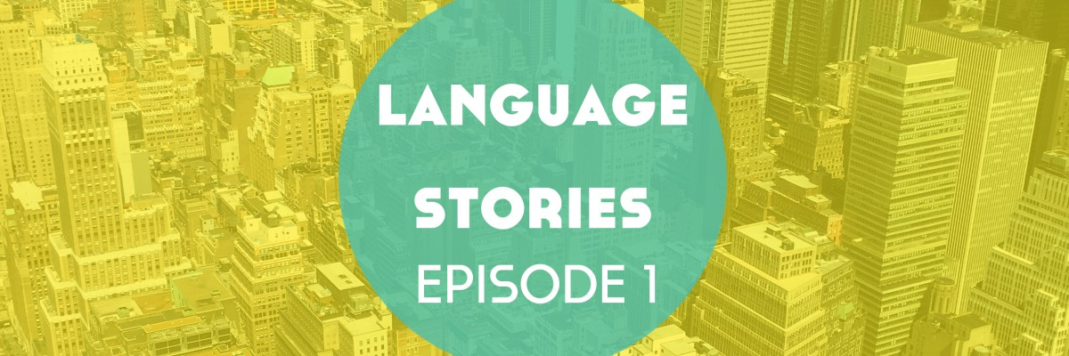 Language Stories is a new series discovering languages around the world + meeting the people who speak them. Click through for episode 1 in New York! >>