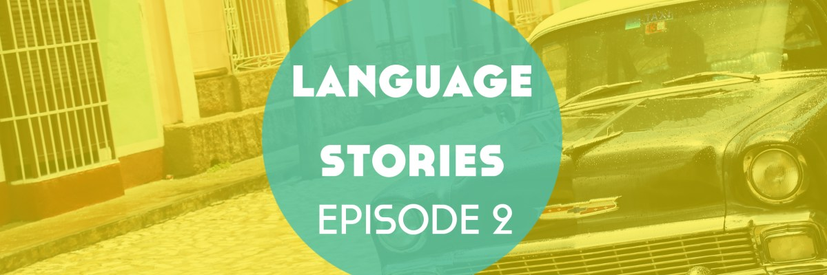 Language Stories is a new series discovering languages around the world + meeting the people who speak them. Click through for episode 2 in Cuba! >>