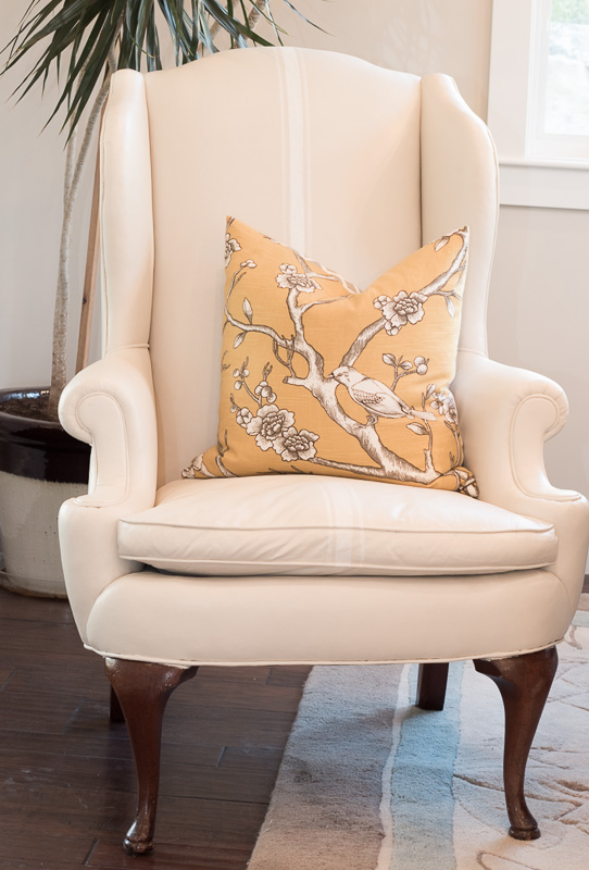 painted chair 14-4063