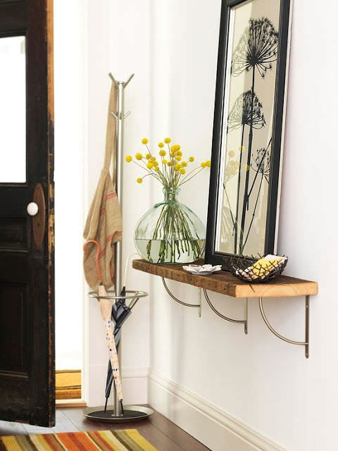 entryway essentials decorate your small space