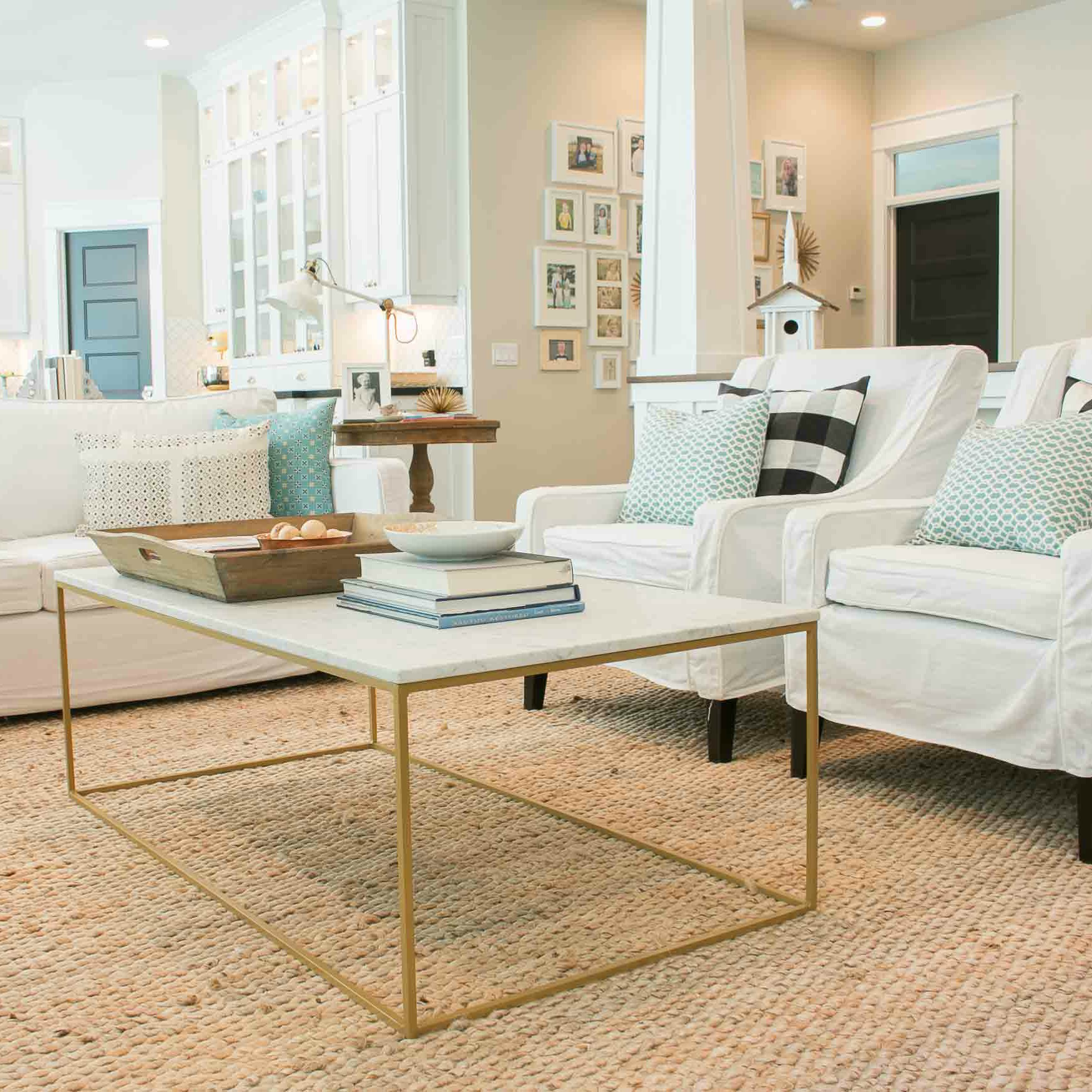 Custom Coffee Table - Or what to do when you can\'t find the perfect ...
