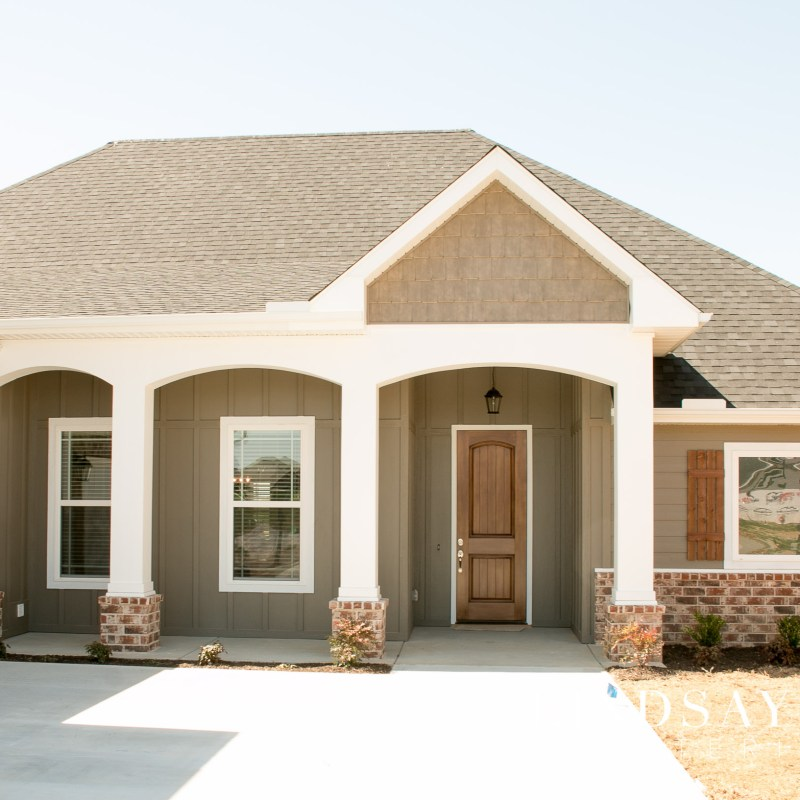 Arkansas Home with Curb Appeal