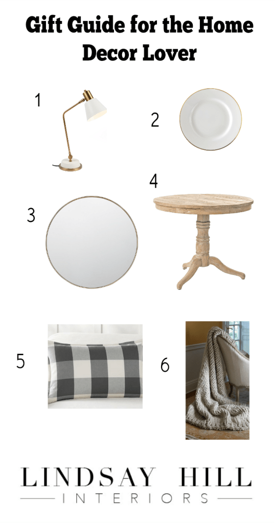 gift guide for home decor lover