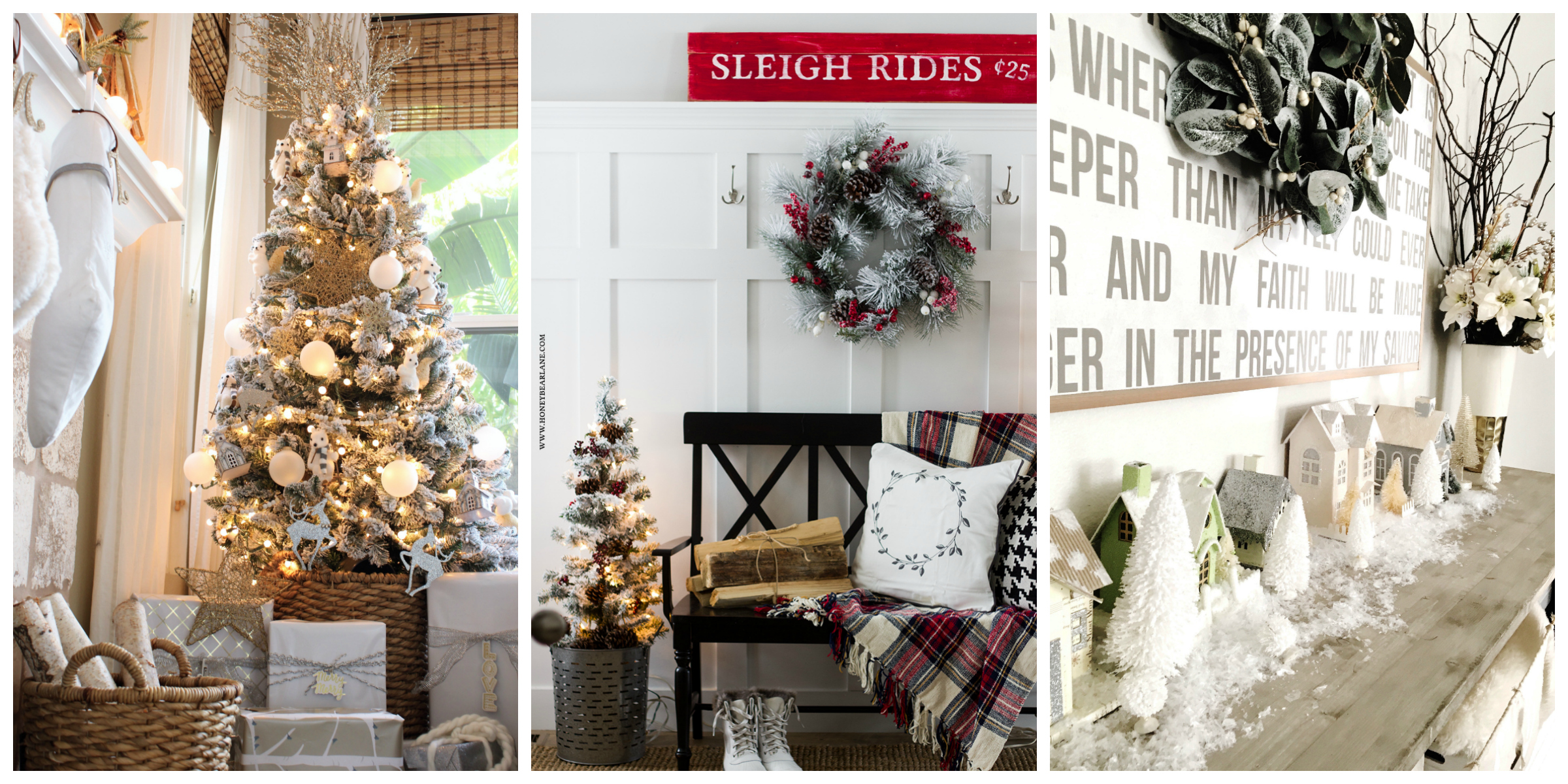 meaningful holiday home tour Dec 1st