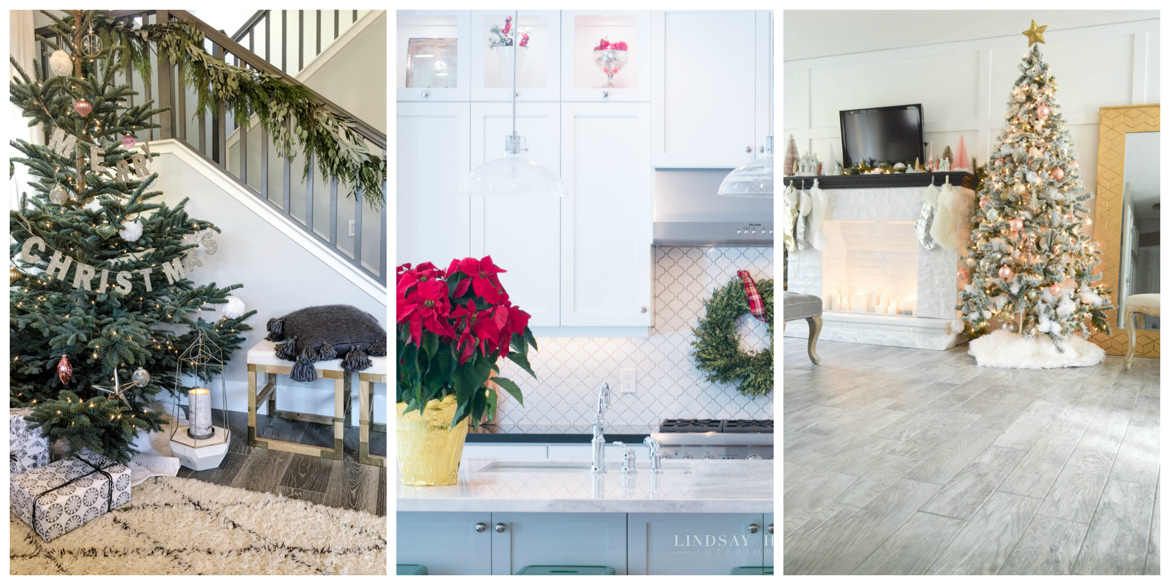 meaningful holiday home tour Dec 4th
