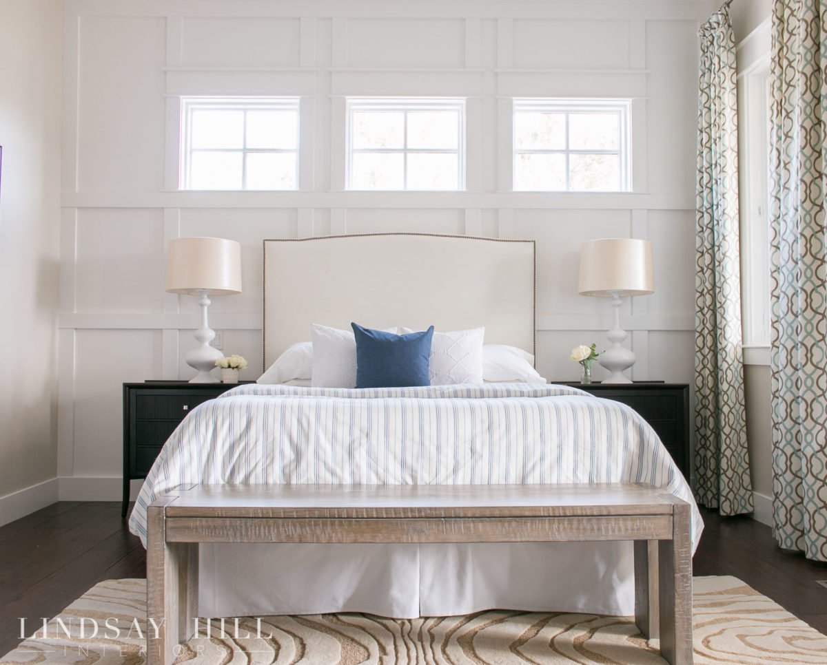 Master bedroom makeover 14 ideas to style your home for spring lindsay hill interiors Master bedroom makeover pinterest
