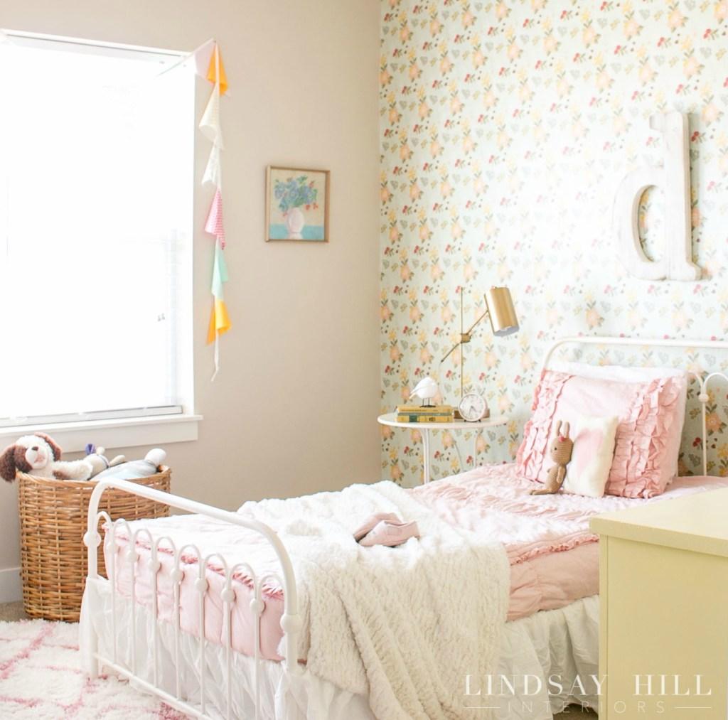 Flower Garden Bedroom