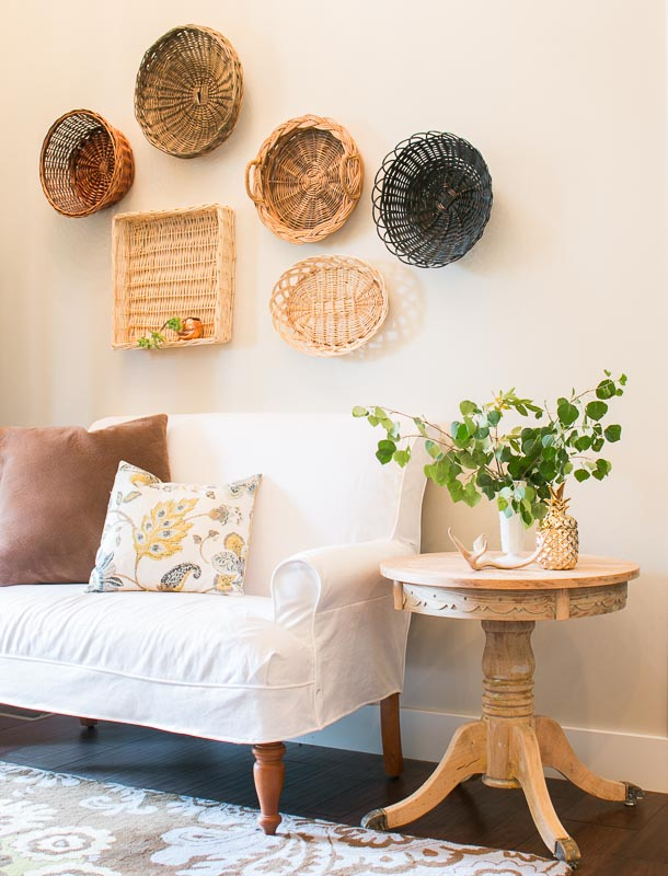 Fall Home Tour 2017 Lindsay Hill Interiors entry