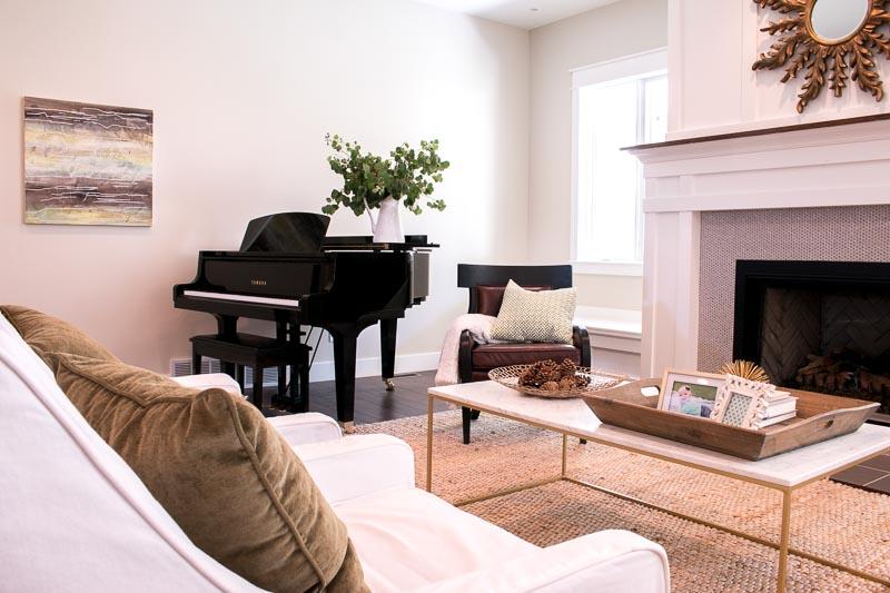 Fall Home Tour 2017 Lindsay Hill Interiors living room