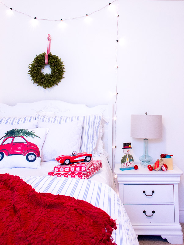 childrens christmas guest room
