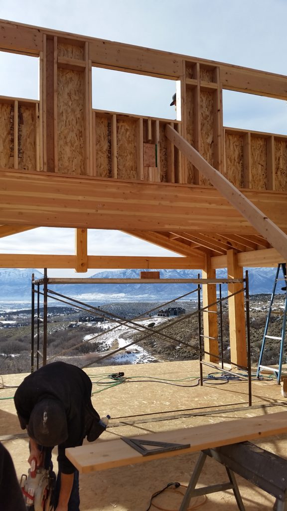 We're building a house #TheMountainviewHouse