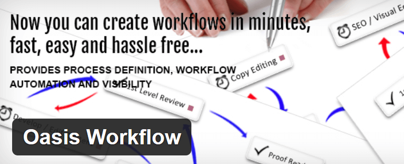 Oasis Workflow