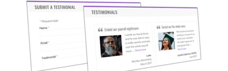 Strong Testimonials - WordPress Testimonial Plugins