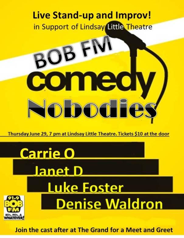 Bob FM Comedy