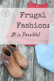 It's possible to be fashionable and frugal. Read this list of tips to get trendy items for less!