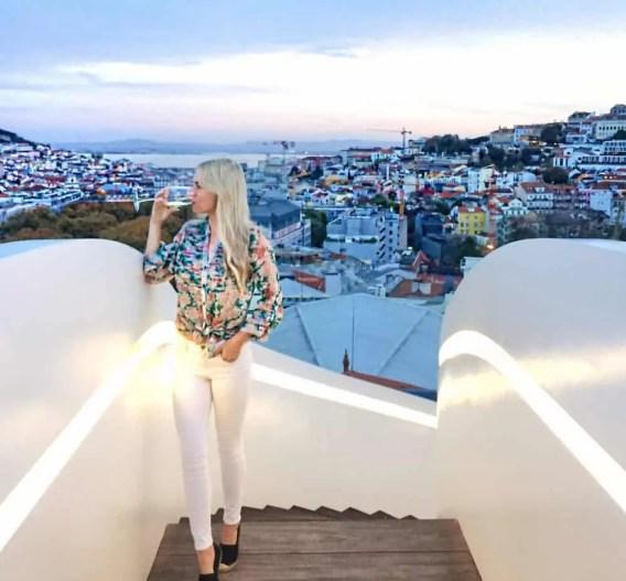 best rooftop bars in lisbon