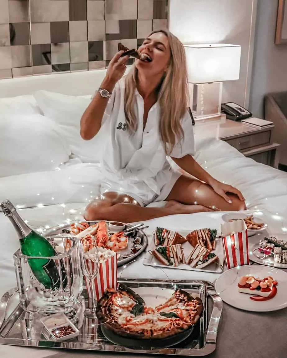 That Time I Threw a Frette Pajama Party at the St. Regis