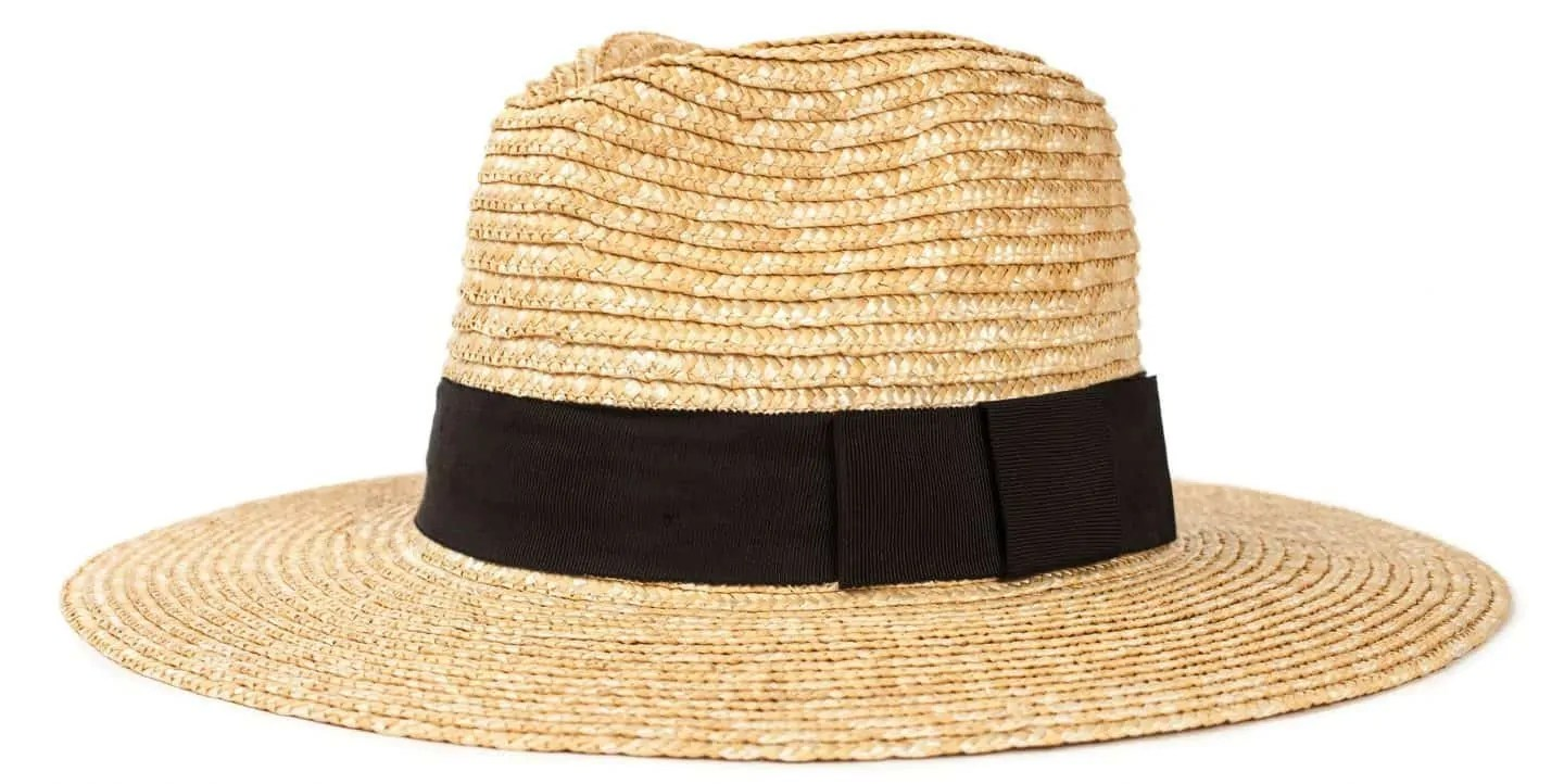 sun hat for beach vacation