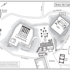 Rome, the Capitol and Arx